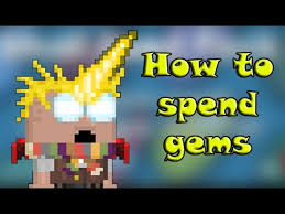 growtopia best way to spend gems