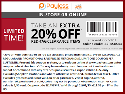 online coupons for payless rock and roll marathon app