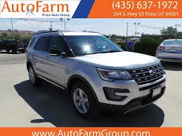 Ford Explorer Ecoboost - new 2017 ford explorer for sale price ut
