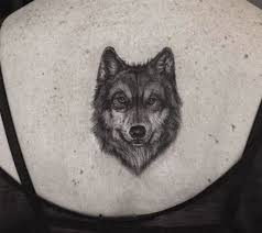 26 best small wolf tattoos on wrist images on pinterest small