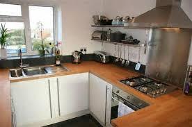 plan cuisine moderne davaus cuisine moderne plan travail bois avec des idées