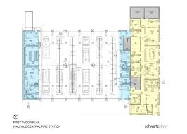 Fire Station Floor Plans Building Permits Applications Forms Walpole Ma
