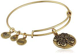lucky leaf bracelet images Alex and ani four leaf clover iii expandable rafaelian jpg