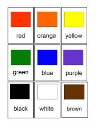 best 25 color flashcards ideas on pinterest shapes flashcards