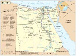 Nile River On Map Heres Another Video Of Egypt This Is A Picture Of A Pyra