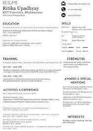 First Resume Maker Make Me A Resume Free Resume Template And Professional Resume