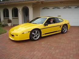ten slow cars that look fast 10 pontiac fiero oh that u0027s
