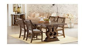 Extending Table And Chairs Magnolia Home Magnolia Home Magnolia Home Double Pedestal Hall