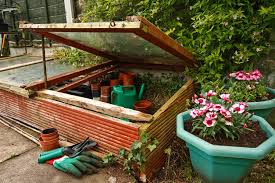 how to build an affordable cold frame for year round gardening