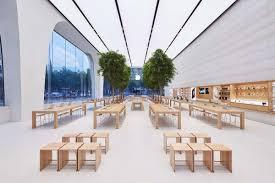 store interior design ive u0027s first apple store design unveiled u2013 design stream
