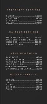 hair salons jc penny price list jamiebrasilsalon pricelist salon fun pinterest salons