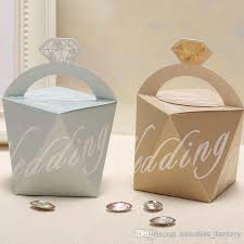 shaped boxes wedding favors gift box birthday