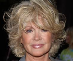 medium layered hairstyle for women over 60 hairstyles women over 60 connie stevens hair pinterest