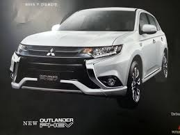 mitsubishi asx 2015 black 2016 mitsubishi outlander u0027s brochure leaked india bound