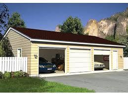 3 door garage plan 047g 0012 great house design