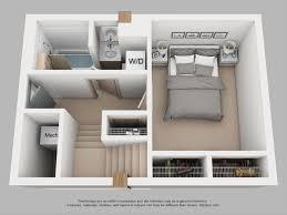 Split Level Floor Plan Old Market Lofts Split Level One Bedroom Elevate Living