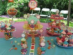Candyland Theme Decorations - diy candyland party decorations choosing the candyland party