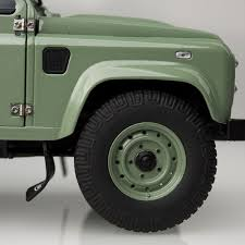 land rover minichamps land rover defender heritage 1 18 scale model