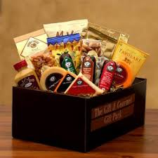 Meat And Cheese Gift Baskets Meat And Cheese Gift Baskets Hayneedle