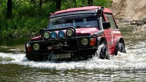 nissan safari off road nissan patrol borne wałcz off road wypadzik 4x4 youtube