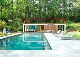Pool House Design Best Home Design Ideas Stylesyllabus Us Pool And Guest House Plans