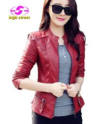 compare prices on leather vest female motorcycle outerwear online
