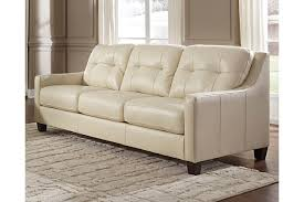 ashley leather sofa set ashley leather living room furniture eosc info