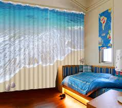 beach window curtains promotion shop for promotional beach window
