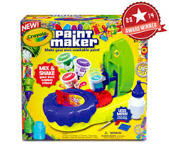 paint maker crayola