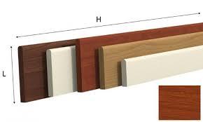 mensole color ciliegio mensola ciliegio 80 x 25 x 1 9 cm decorlegno per arredo casa