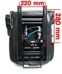 siege pneumatique tracteur siège de tracteur avec accoudoirs et suspensions yq30 ts160akl
