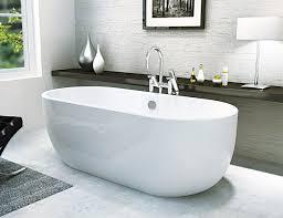 amalfi contemporary freestanding slipper bathtub jack london