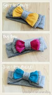 stretchy headbands 26 stylish diy headbands free patterns tip junkie