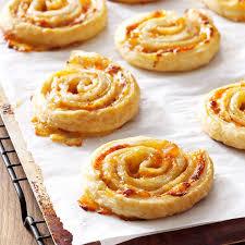 apricot turkey pinwheels recipe taste of home