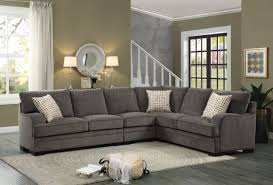 home theater sectional sofa sectional sofa 8335 in brown by homelegance w options