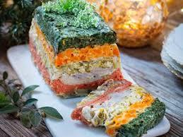 cuisiner des legumes terrine aux 3 légumes facile et pas cher recette sur cuisine actuelle