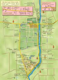 Map Of Cambodia Map Of Siem Reap