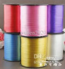 balloon ribbon 2018 200m diy ribbon balloons ribbon balloon rope for wedding