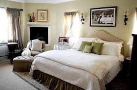 small master bedroom layout white wooden floating shelves attached