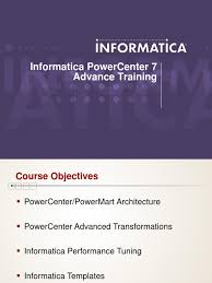 informatica advanced training cache computing subroutine