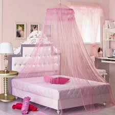 Mosquito Net Bed Canopy Lace Hanging Bedding Mosquito Net Dome Princess Bed Canopy