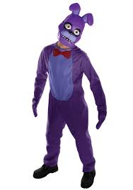 five nights at freddy u0027s child bonnie costume