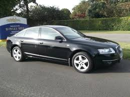 cheap audi a6 for sale uk used audi a6 2008 model 2 0 tdi dpf se diesel saloon black for