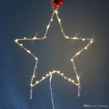 battery operated star lights 2018 led star light christmas decoration fairy battery operated led