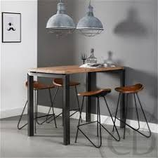 table de cuisine design bistro table bar height table custom furniture and