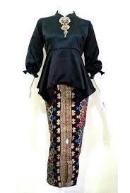 model baju 18 model baju batik setelan modern terbaru 2017 update 1000