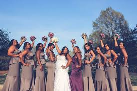 wedding venues durham nc a purple wedding with a touch of sparkle in durham nc munaluchi