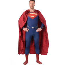 costumes for adults high quality men s spandex superman costumes adults lycra