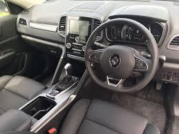 renault caravelle interior 2017 renault koleos zen 4x2 review