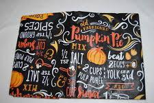vinyl halloween round tablecloths ebay